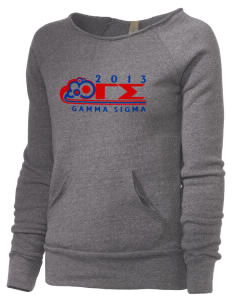 Gamma Sigma Alternative Women's Maniac Sweatshirt