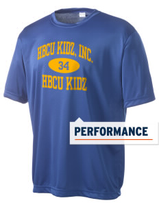 HBCU kidz, Inc. HBCU kidz Men's Competitor Performance T-Shirt