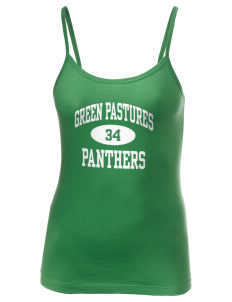 Green Pastures Elementary School Panthers Women's Louise Longer Length Tank