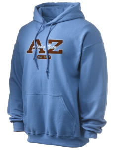 Alpha Zeta Ultra Blend 50/50 Hooded Sweatshirt
