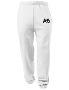 Alpha Theta Sweatpants with Pockets