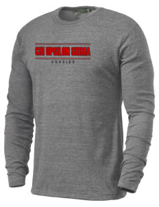 Chi Upsilon Sigma Alternative Men's 4.4 oz. Long-Sleeve T-Shirt