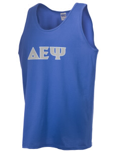 Delta Epsilon Psi  Men's Ultra Cotton Tank
