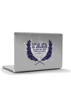 "Gamma Alpha Omega Apple MacBook Air 13"" Skin"