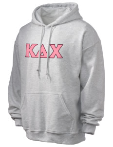Kappa Delta Chi Ultra Blend 50/50 Hooded Sweatshirt