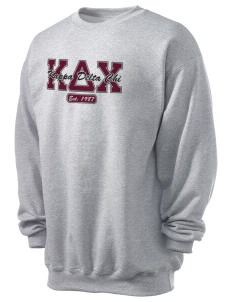 Kappa Delta Chi Men's 7.8 oz Lightweight Crewneck Sweatshirt