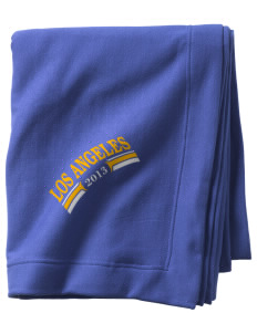 Ascension (Hispanic-African-American) Los Angeles  Sweatshirt Blanket