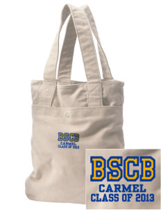 Basilica San Carlos Borromeo Carmel Embroidered Alternative The Berkeley Tote