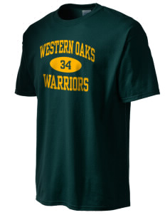 Western Oaks Elementary School Warriors Men's Essential T-Shirt