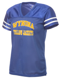 Wynona Schools Yellow Jackets Holloway Women's Fame Replica Jersey