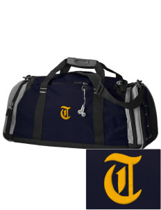 Christ The King Parish Tompkinsville Embroidered OGIO All Terrain Duffel
