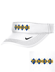 Christ The King Parish Yonkers Embroidered Nike Golf Dri-Fit Swoosh Visor