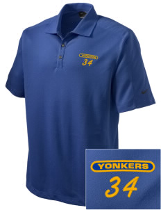 Christ The King Parish Yonkers Embroidered Nike Men's Dri-FIT Pique II Golf Polo