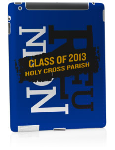 Holy Cross Parish Ipswich Apple iPad 2 Skin