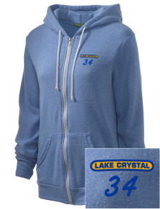 Holy Family Parish Lake Crystal Embroidered Alternative Unisex The Rocky Eco-Fleece Hooded Sweatshirt