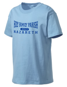 Holy Family Parish Nazareth Kid's Lightweight T-Shirt