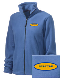 Holy Family Parish Seattle Embroidered Women's Wintercept Fleece Full-Zip Jacket