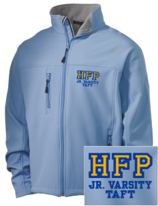 Holy Family Parish Taft Embroidered Men's Soft Shell Jacket