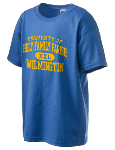Holy Family Parish Wilmington Kid's 6.1 oz Ultra Cotton T-Shirt