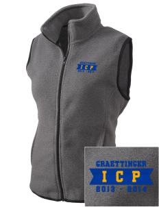 Immaculate Conception Parish Graettinger Embroidered Women's Fleece Vest