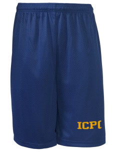 "Immaculate Conception Parish (1871) New Lebanon Long Mesh Shorts, 9"" Inseam"