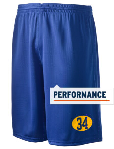 "Immaculate Conception Parish (1871) New Lebanon Holloway Men's Speed Shorts, 9"" Inseam"