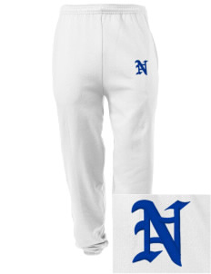 Immaculate Conception Parish (1871) New Lebanon Embroidered Men's Sweatpants with Pockets
