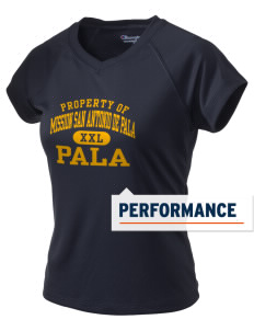 Mission San Antonio de Pala Pala Champion Women's Wicking T-Shirt