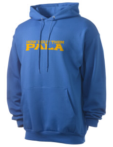 Mission San Antonio de Pala Pala Men's 7.8 oz Lightweight Hooded Sweatshirt