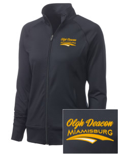 OLGH Deacon Miamisburg Women's NRG Fitness Jacket