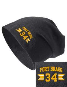 Our Lady of Good Counsel Parish Fort Bragg Embroidered Slouch Beanie