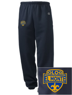 Our Lady of Guadalupe Parish El Monte Embroidered Champion Men's Sweatpants