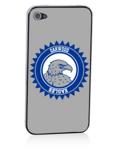 Oakwood Elementary School Eagles Apple iPhone 4/4S Skin