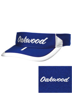 Oakwood Elementary School Eagles Embroidered M2 Sideline Adjustable Visor