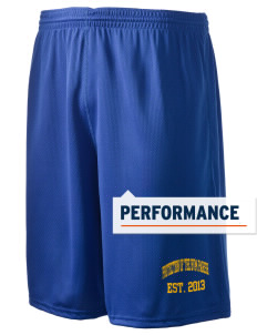 "Protection of The BVM Parish Willimantic Holloway Men's Speed Shorts, 9"" Inseam"