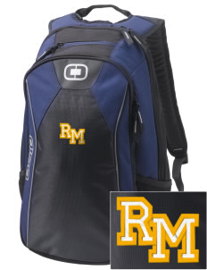 Resurrection Mission Belington Embroidered OGIO Marshall Backpack