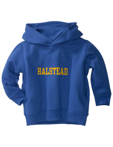 Sacred Heart of Jesus Parish Halstead  Toddler Fleece Hooded Sweatshirt with Pockets