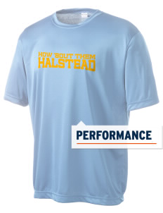 Sacred Heart of Jesus Parish Halstead Men's Competitor Performance T-Shirt