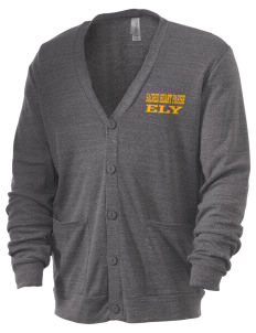 Sacred Heart Parish Ely Men's 5.6 oz Triblend Cardigan