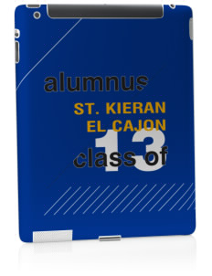 Saint Kieran El Cajon Apple iPad 2 Skin