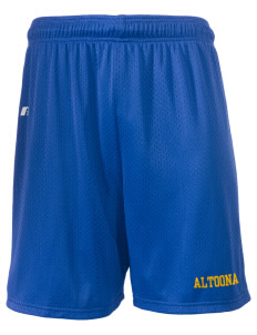 "Saint Therese of the Child Jesus Altoona  Russell Men's Mesh Shorts, 7"" Inseam"