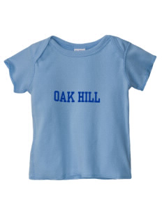 SS Peter & Paul Parish Oak Hill  Baby Lap Shoulder T-Shirt