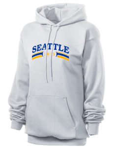 St Catherine Parish Seattle Unisex 7.8 oz Lightweight Hooded Sweatshirt