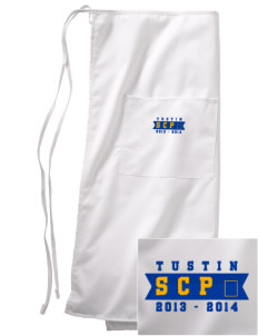 St Cecilia Parish (1957) Tustin Embroidered Full Bistro Bib Apron