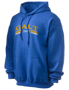 St Christopher Parish Galt Ultra Blend 50/50 Hooded Sweatshirt