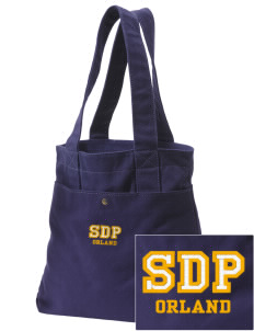 St Dominic Parish Orland Embroidered Alternative The Berkeley Tote