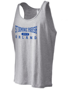 St Dominic Parish Orland Men's Jersey Tank