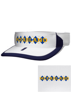 St Elizabeth Parish McFarland Embroidered M2 Sideline Adjustable Visor