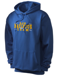 St Joseph Parish Hazleton Champion Men's Hooded Sweatshirt