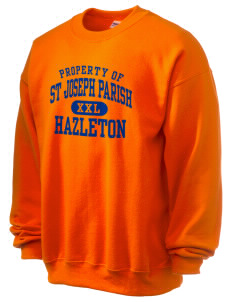 St Joseph Parish Hazleton Ultra Blend 50/50 Crewneck Sweatshirt